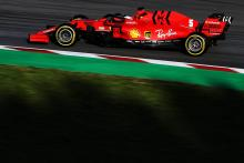 Vettel: Ferrari cornering faster but conditions distort comparisons