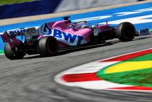 Perez expects to beat McLaren in Austrian GP
