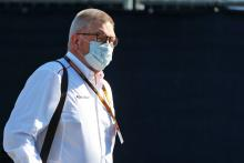 Brawn: F1 will get a positive COVID result at some stage