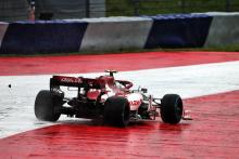 Giovinazzi hit with gearbox penalty for F1 Styrian GP