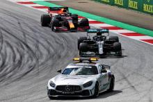 2020 F1 Styrian GP LIVE: Hamilton leads, both Ferraris out after clash