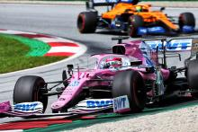 "Perez ""very lucky"" to only lose one place after Albon F1 clash"