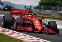 "Vettel: Mercedes in a ""different universe"" in F1 Hungarian GP"