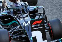 Hamilton edges Bottas to F1 Spanish GP pole position