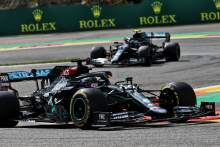 Mercedes' F1 dominance keeps exceeding expectations, insists Hamilton