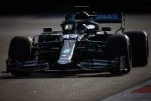 Hamilton fastest from Bottas, Sainz in F1 Russian GP FP3