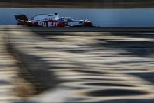 Barcelona F1 Test 2 Day 2 - Thursday 1pm Results