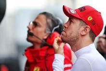 Vettel reveals potential option for post-F1 career