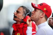 Vettel reveals potential option for post-F1 career