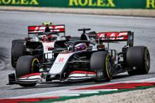 "Haas F1 team's future is ""the elephant in the room"" - Grosjean"