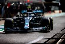Bottas outpaces Hamilton in final practice for F1 British GP