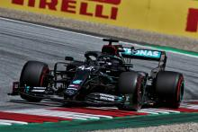 "Mercedes fear repeat of kerb ""headache"" in F1 Styrian GP"