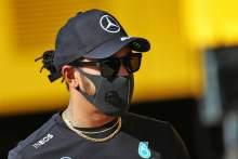"""Hamilton """"appreciative"""" of Grosjean after F1 anti-racism talks"""