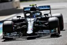 Bottas hoping for varied Mercedes strategy in F1 British GP