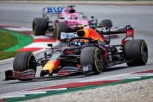 Horner defends Albon over gulf to Verstappen in Austria