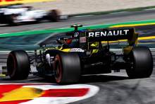 F1 Spanish Grand Prix 2020 - Free Practice Results (2)