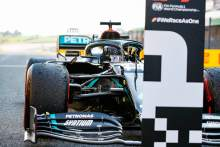 """Hamilton was """"on the limit"""" with fiery brakes at F1 Tuscan GP restart"""