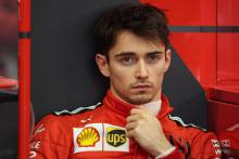 Leclerc says Sainz arrival won't guarantee #1 status at Ferrari