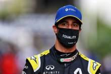 """Daniel Ricciardo predicts """"crazy"""" F1 Eifel GP with wet weather forecast"""