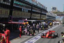 F1 Australian GP - Free Practice 2 Results