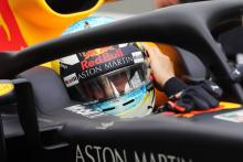 Ricciardo leads Bahrain FP1 as issue sidelines Verstappen