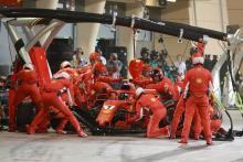 Ferrari completes review into F1 pit stop incident
