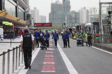 F1 Paddock Notebook - Chinese GP Thursday