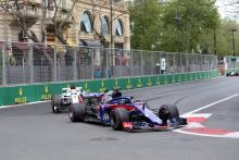 Hartley staying realistic despite first F1 point