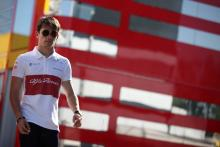 Leclerc finds praise from F1 front-runners 'amazing', 'crazy'