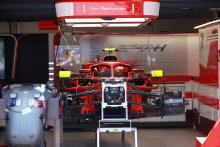 Ferrari removes winglets from Halo after FIA ruling