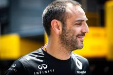 Cyril Abiteboul interview: Pressure on Renault after Ricciardo signing