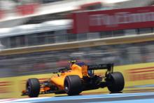 Boullier exit start of McLaren restructure process, says Brown