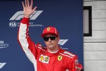 Raikkonen: Ferrari had chance to comfortably take pole