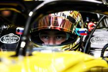 Markelov gets debut Renault F1 practice outing in Russia