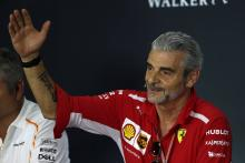 Arrivabene: Leclerc, Raikkonen swap right choice for Ferrari's future
