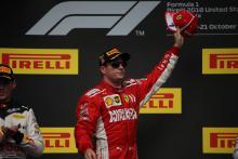 Raikkonen on first F1 win since 2013: It's not a big deal