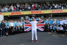 Knighthood 'not on my mind' – Hamilton