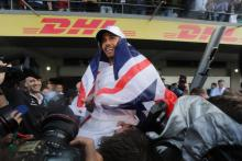 F1 Gossip: Hamilton on his new favourite sport
