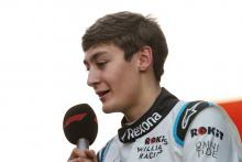Russell takes inspiration from Force India 2015 test turnaround