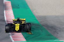 Barcelona F1 Test 2 Times - Friday 4pm