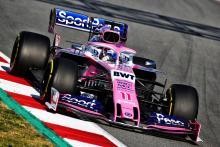 Barcelona F1 Test 1 Times - Wednesday FINAL
