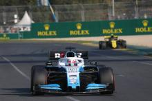Russell: Early races are practice sessions for Williams
