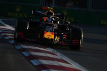 Gasly referred to FIA stewards for exceeding fuel flow