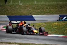 F1 Austrian Grand Prix - Qualifying Results
