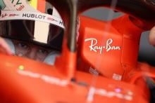 Vettel under a different kind of pressure at Ferrari – Brawn