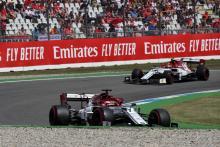 Alfa Romeo prepares for German GP appeal hearing in September