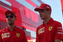 Leclerc: I learnt from Vettel's detail to Ferrari engineers