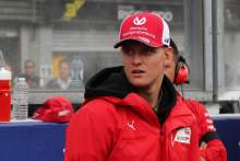 Mick Schumacher aiming to reclaim father Michael's F1 win record from Hamilton