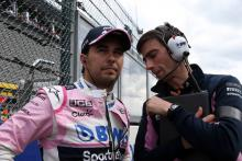 """Perez explains """"big opportunity"""" with long Racing Point deal"""
