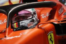 Vettel: Mercedes faster with Ferrari needing grip